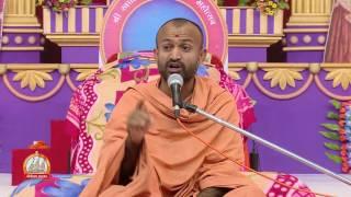 Yogeshvar swami Vyakhyanmala At Chhapaiya Mahotsav 2016