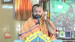 Abhaydan Ravi Sabha At Sardhar By Pujya Yogeshwarswami 25-12-2016