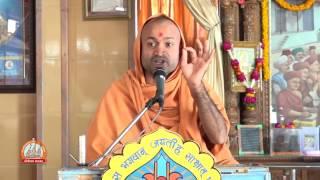 Abhaydan Ravi Sabha At Sardhar By Pujya Yogeshwarswami 01-01-2017