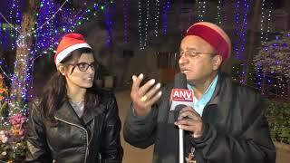 Enjoy #क्रिसमस के कुछ ख़ास पल ANV News के साथ देखें...