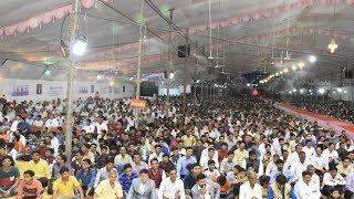 Swaminarayan Mahotsav Vadodara 2017 Day 3 Night