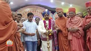 Swaminarayan Mahotsav Vadodara 2017 Day 1 Night