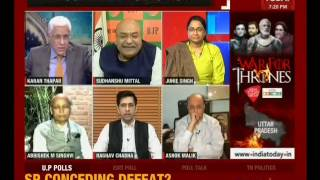 Axis predicts huge win for BJP in UP;we can trust because Axis has been accurate in its predictions