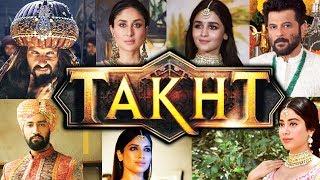 TAKHT First Look | Kareena, Janhvi Kapoor, Ranveer Singh, Alia Bhatt, Anil Kapoor