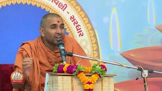 Shree Hari VIcharan Katha At Sardhar Chhavani 2017 Day 3 PM ( સત્સંગ છાવણી ૨૦૧૭ - સરધાર)