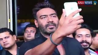 अजय देवगन Live ....