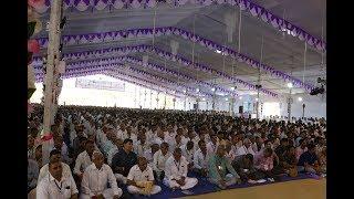 Shree Hari VIcharan Katha At Sardhar Chhavani 2017 Day 6 AM ( સત્સંગ છાવણી ૨૦૧૭ - સરધાર)