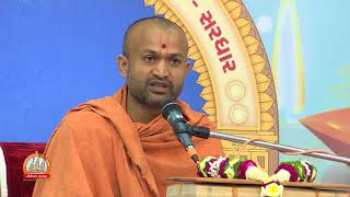 Vyakhyanmala By Pujya Yogeshwar swami At Satsang Chhavani Sardhar 2017 01