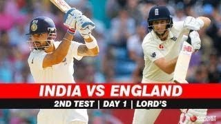Ind vs eng 2nd test 2018 | India vs England 2nd Test Day-1 Live Streaming | Live cricket match