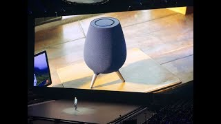 Samsung previews Bixby-powered Galaxy Home smart speaker | ETPanache
