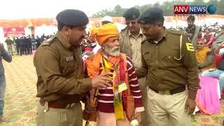 मुख्यमंत्री जय राम ठाकुर से न मिलने देने पर,साधु तोता राम को आया गुस्सा