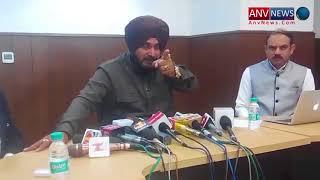 लुधियाना नगर निगम चुनावो में कोंग्रेस को मिली बड़ी जीत, नवजोत सिंह सिधु की प्रेस वार्ता