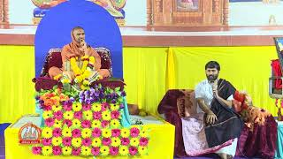 Jignesh dada (Radhe Radhe) @ Swaminarayan temple Manuva Satsang Sabha