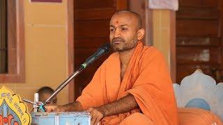Abhaydan Satsang Sabha By Pujya Yogeshwar swami @ Tirthdham Sardhar 1-7-2018