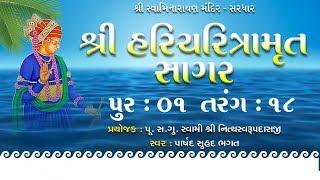 Haricharitramrut Sagar Katha Audio Book Pur 1 Tarang 18