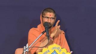 Satsang Sabha By Sad. Swami Shree Nityaswarupdasji @ Tirthdham Sardhar 24-7-2018