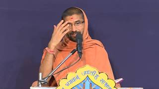 Satsang Sabha By Sad. Swami Shree Nityaswarupdasji @ Tirthdham Sardhar