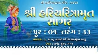 Haricharitramrut Sagar Katha Audio Book Pur 1 Tarang 33