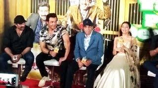 Yamla Pagla Deewana Phir Se TRAILER LAUNCH | Dharmendra, Sunny Deol, Bobby Deol