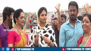 Seetharama Kalyana Making Video | Nikhil Gowda | Rachitha Ram | Top Kannada TV
