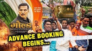 GOLD Advance Booking Begins | Akshay Kumar Will Create Record