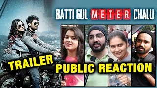 Batti Gul Meter Chalu Trailer | Public Reaction | 5/5 Stars | Shahid Kapoor, Shraddha, Divyendu