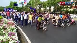 पंचकूला में दलित समाज के लोगों का विरोध प्रदर्शन, किया चका जाम देखिये
