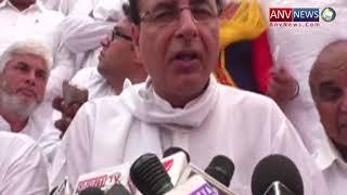 करनाल में कांग्रेस की रैली में आए सुरजेवाला क्या कहा देखिए