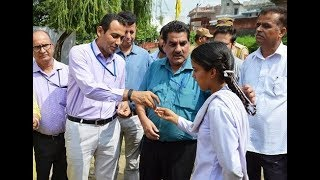National Deworming Day observed at Udhampur