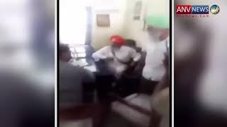पंजाब:इंदरजीत जीरा पर खाद्य आपूर्ति विभाग के इंस्पेक्टर को थप्पड़ मारने के लगे इलज़ाम,देखिये