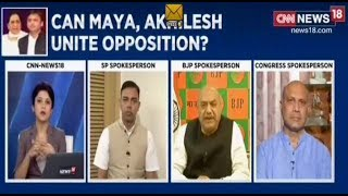 Entire agenda of opposition alliance is negative to stop BJP, which will not work positive for them!