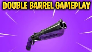 WHY THE DOUBLE BARREL SHOTGUN IS STRONG IN STEADY STORM LTM IN  FORTNITE SEASON 5