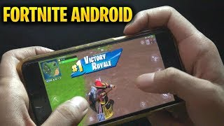 FORTNITE ANDROID BETA IS OUT - NEW DEVICES, COMPATIBILITY, SAMSUNG MOBILES  FIRST AND APK DOWNLOAD video - id 34159c9c7432ce - Veblr Mobile