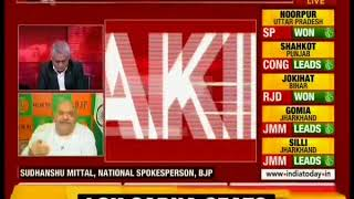 Sudhanshu Mittal exposes blatant lie of Congress spokesperson Sanjay Jha, who stoops to a new low!