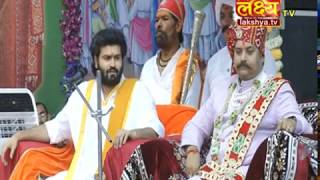 P P  108 Yuva Vaishnavacharya Goswami Shree Vrajraj kumar mahoday Ratnakar Samaroh 2017  Vadodara