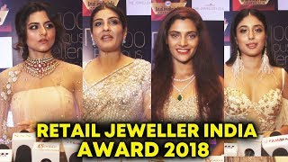 UNCUT - Retail Jeweller India Awards 2018 | Raveena Tandon, Saiyami Kher, Kritika Kamra