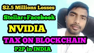 CRYPTO NEWS $164 || $2.5 MILLIONS LOSSES, P2P TRADING, NVIDIA REVENUE INCREASE