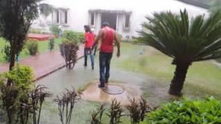 BARSHA (RAIN) - ORIGINAL RAIN SHOT IN ALBUM SHOOTING AT ROURKELA