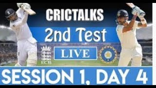 Ind vs Eng 2nd test 2018 | India vs England 2nd Test Day-3 Live Streaming |