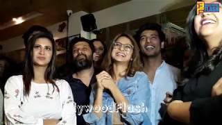 Uncut: Bepannaah Team Celebrating 100 Episodes Party - Full Video