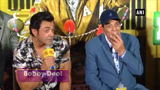 It is result of everyone's prayers that Bobby made a comeback: Dharmendra