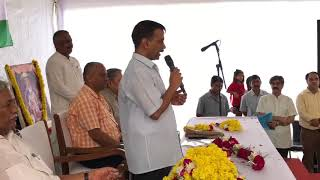 Delhi CM Arvind Kejriwal Addresses at Maharaja Agrasen Seva Sansthan