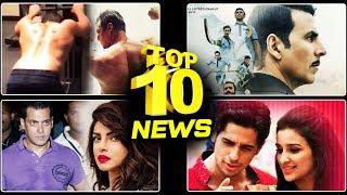 Salman Khan ACCEPTS Hum Fit Toh India Fit Challenge, Jabariya Jodi Teaser Out - Sidharth, Parineeti