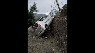 Seven injured in Rajouri car accident