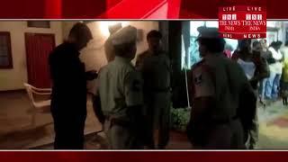 [ Hyderabad ] हैदराबाद में अज्ञात चोरों द्वारा दो atm मशीन को गैस कटर का प्रयोग करके निकाले रूपये