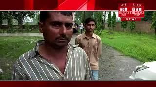 [ Bijnor ] बिजनौर में एक अज्ञात वाहन ने बाइक सवार तीन युवको को कुचला, तीनो युवको की मौके पर हुई मौत.
