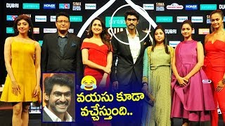 SIIMA AWARDS 2018 curtain raiser | Siima 7th Edition Short Film Awards | Hero Rana | Top Telugu TV