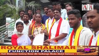 Jai Kannaddigara Rakhshana Vedike Ka Protest A.Tv News 10-8-2018