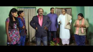 ODIA CINE ARTIST : DEVI BARIK (ANGRY MAN) IN FILM ''BHAKTA O BHAGABAN''