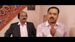 ORIYA FILM ARTIST DEVI BARIK  (ANGRY MAN)  IN FILM ''BHAKTA O BHAGABAN''